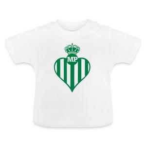 Camiseta Bebé Manquepierda - Camiseta bebé