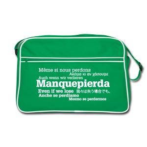 Bolsa neceser Manquepierda Universal - Bandolera retro