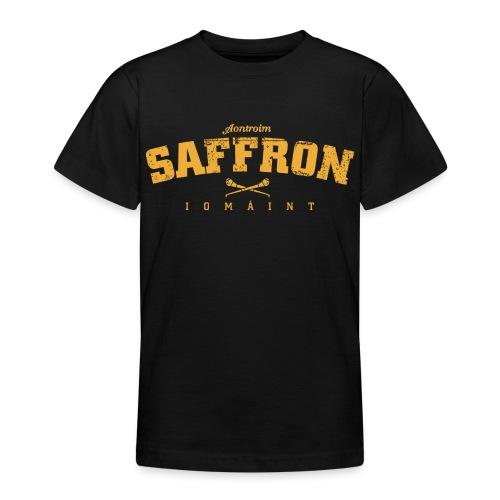 Vintage Antrim Hurling T-Shirt - Teenage T-Shirt