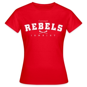 Vintage Cork Hurling T-Shirt - Women's T-Shirt