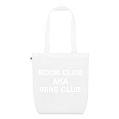 Book Club 1 - EarthPositive Tote Bag