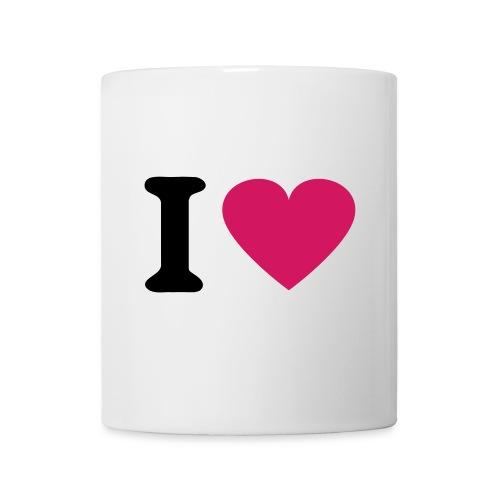 1 love mug - Mug
