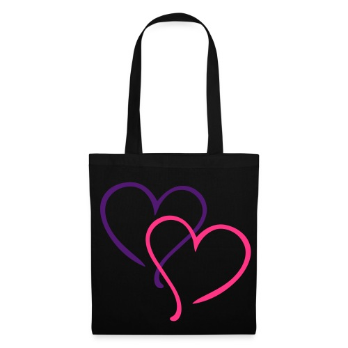 woman heart bag - Tote Bag