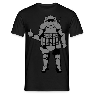 JUGGERNAUT - Men's T-Shirt