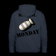 Hoodies & Sweatshirts ~ Men's Premium Hoodie ~ MOAB HOODIE
