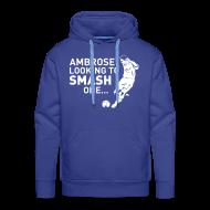 Hoodies & Sweatshirts ~ Men's Premium Hoodie ~ AMBROSE