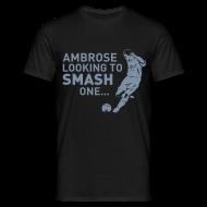 T-Shirts ~ Men's T-Shirt ~ AMBROSE (silver)