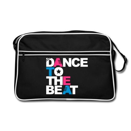 Mr.Gurken$alat Tasche Dance to the beat - Retro Tasche