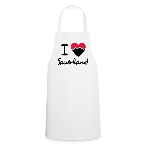 Sauerlandherz - Kochschürze