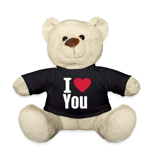 I love you - Teddy