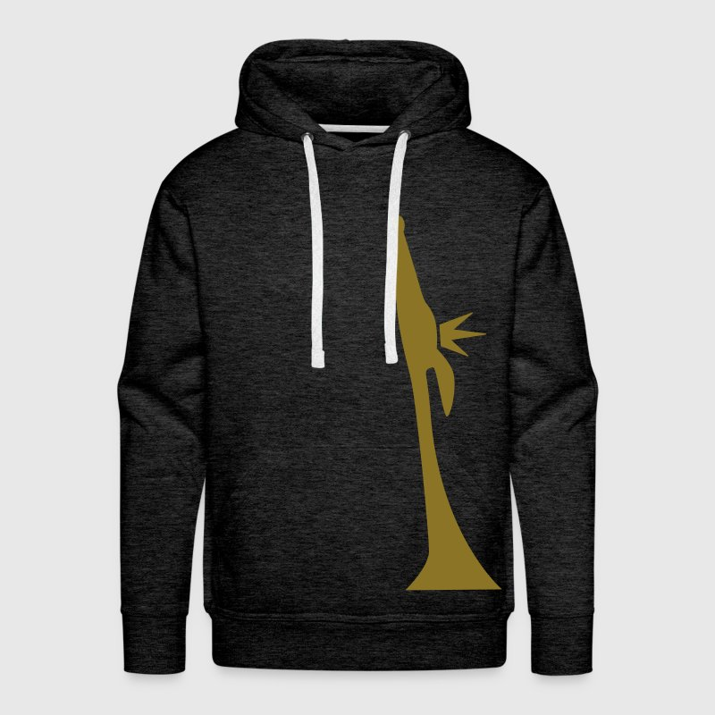 king queen hoodie spreadshirt. Black Bedroom Furniture Sets. Home Design Ideas