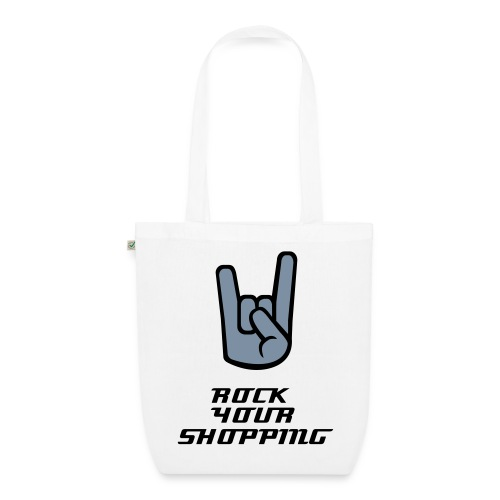 ROCK YOUR SHOPPING - EarthPositive Tote Bag