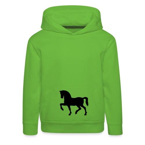 Horse hoodie - Kids' Premium Hoodie