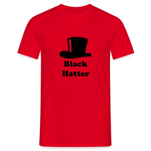 Black Hat - Men's T-Shirt