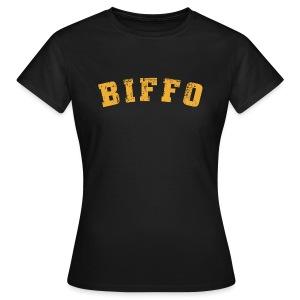 Vintage Biffo T-Shirt - Women's T-Shirt