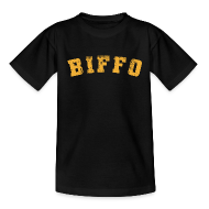 Shirts ~ Teenage T-shirt ~ Vintage Biffo T-Shirt