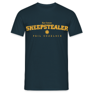 T-Shirts ~ Men's T-Shirt ~ Vintage Roscommon Sheepstealer Football T-Shirt