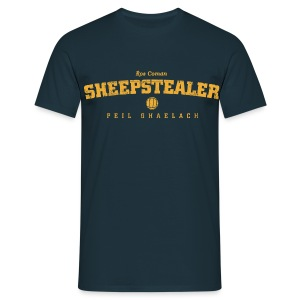 Vintage Roscommon Sheepstealer Football T-Shirt - Men's T-Shirt