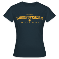 T-Shirts ~ Women's T-Shirt ~ Vintage Roscommon Sheepstealer Football T-Shirt