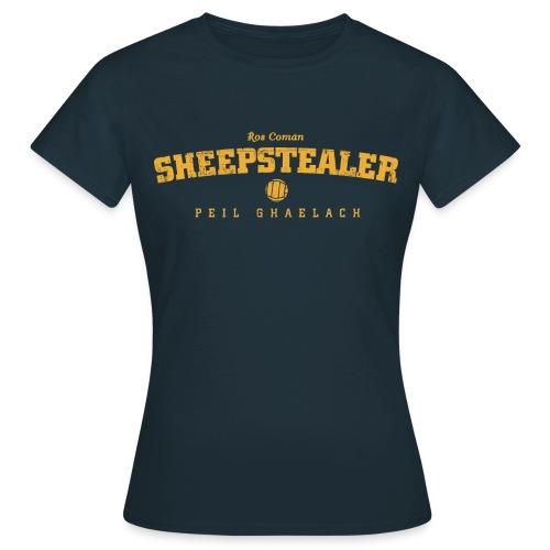 Vintage Roscommon Sheepstealer Football T-Shirt - Women's T-Shirt