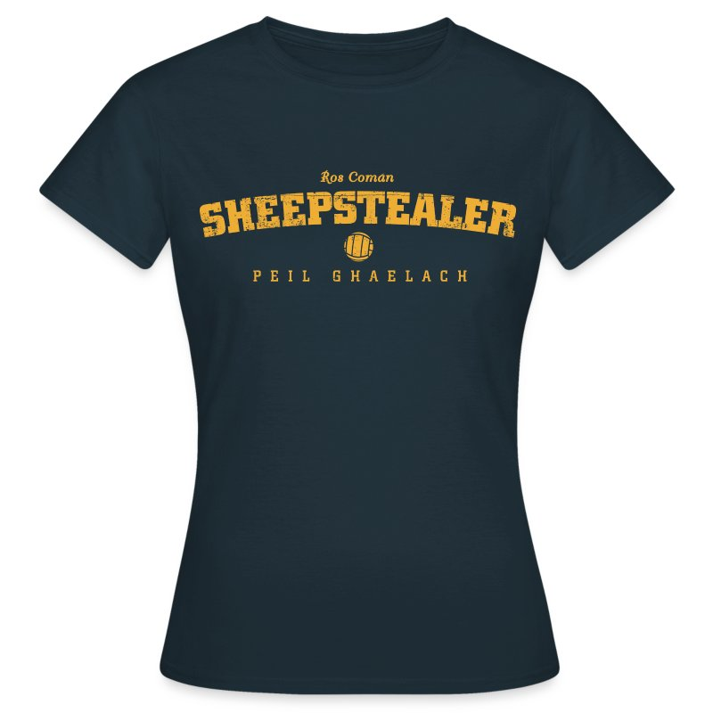 Vintage Roscommon Sheepstealer Football T-Shirt - Women's T-Shirt