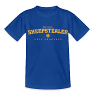 Shirts ~ Teenage T-shirt ~ Vintage Roscommon Sheepstealer Football T-Shirt