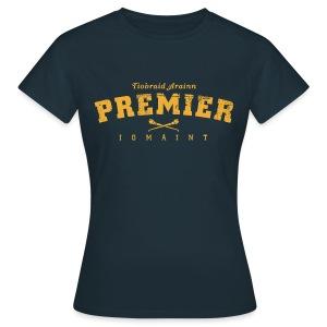 Vintage Tipperary Hurling T-Shirt - Women's T-Shirt