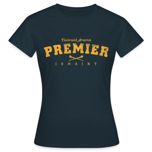 Vintage Tipperary Hurling T-Shirt - Women's T-Shirt