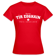 T-Shirts ~ Women's T-Shirt ~ Vintage Tyrone Football T-Shirt