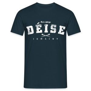 Vintage Waterford Deise Hurling T-Shirt - Men's T-Shirt