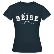 T-Shirts ~ Women's T-Shirt ~ Vintage Waterford Deise Hurling T-Shirt