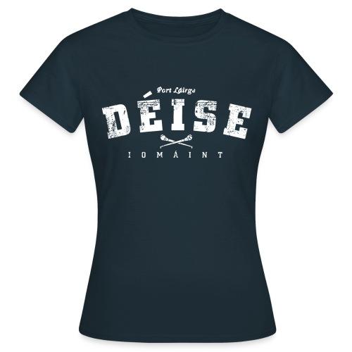 Vintage Waterford Deise Hurling T-Shirt - Women's T-Shirt