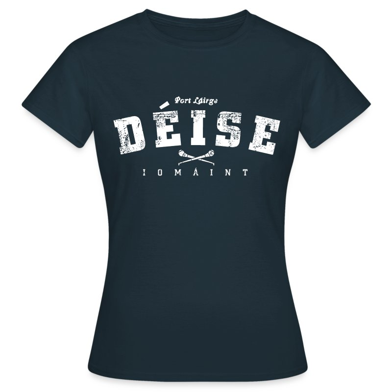 Vintage Waterford Deise Hurling T-Shirt - Women's T-Shirt