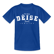 Shirts ~ Teenage T-shirt ~ Vintage Waterford Deise Hurling T-Shirt