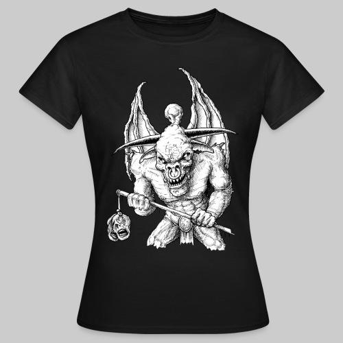 FTE: Haagenti - Präsident der Hölle - Frauen T-Shirt