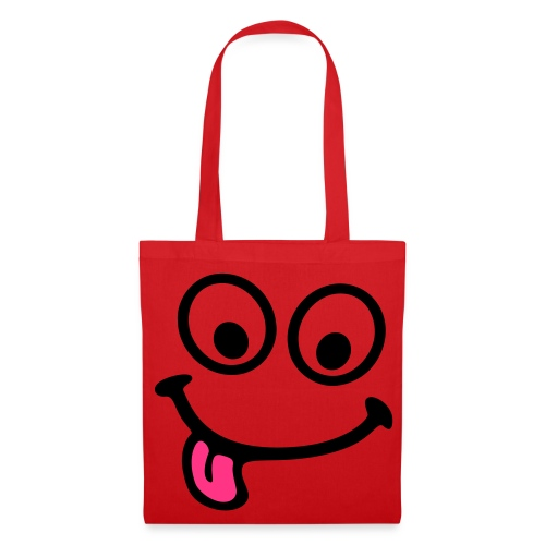 Smiley face! - Tote Bag