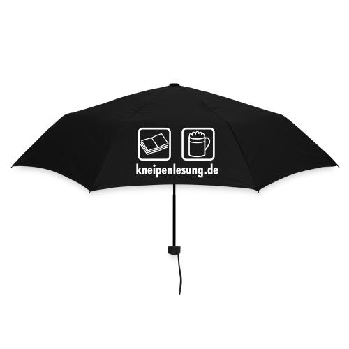 Regenschirm Kneipenlesung - Regenschirm (klein)