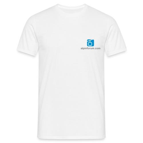 T-Shirt  - Ride hard - die free - Männer T-Shirt