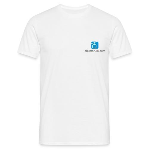 Logo - T-Shirt - Männer T-Shirt