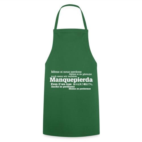Delantal Manquepierda Universal - Delantal de cocina