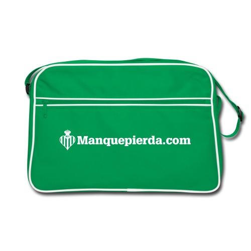 Bolsa neceser Manquepierda.com - Bandolera retro