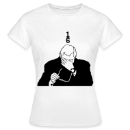 T-Shirts ~ Women's T-Shirt ~ Fergie's Failure Women's White T-shirt