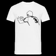 T-Shirts ~ Men's T-Shirt ~ Gareth Loves You - Men's T-Shirt (Choose Your Own Colour)