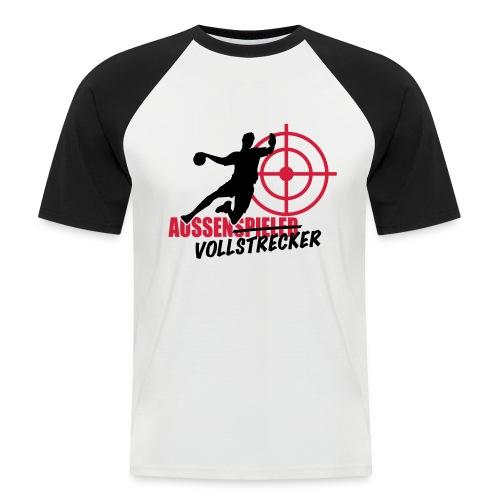 Außenvollstrecker Raglan - Männer Baseball-T-Shirt