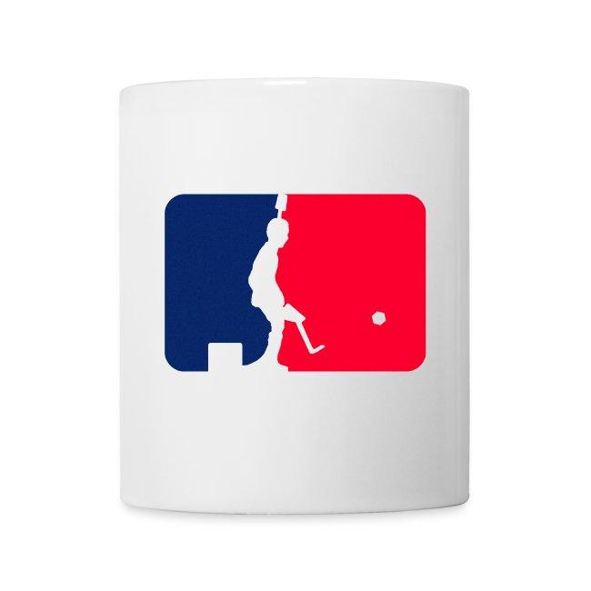 Major League Tipp-Kick Tasse