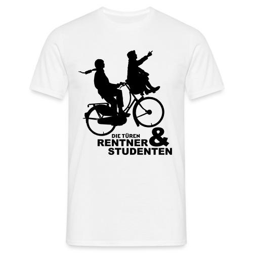 Rentner & Studenten - Männer T-Shirt