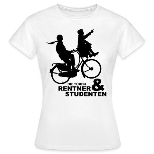 Rentner & Studenten - Frauen T-Shirt
