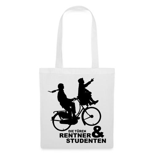 Rentner & Studenten - Stoffbeutel