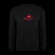 Pullover & Hoodies ~ Männer Pullover ~ Fischkutter mit Schriftzug »Zingst«