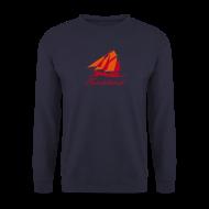 Pullover & Hoodies ~ Männer Pullover ~ Zeesboot mit Schriftzug »Fischland«